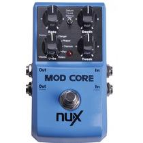 Pedal Nux Mod Core Multi-modulation - Pd0769