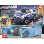 Playmobil 5528 Patrulla Radio Control Y Videocámara 40 Aniv.