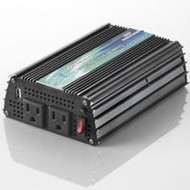 Inversor De Voltaje 12v / 120v, 400 Watts, Onda Pura