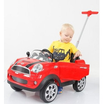 Coche De Empuje Buggy Mini Cooper Push Car Kiddy Babymovil