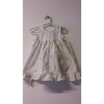 Vestido De Nena Para 6meses-1 Año