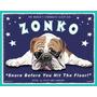 Bulldog Ingles - Perros - Mascotas - Lámina 45x30 Cm.