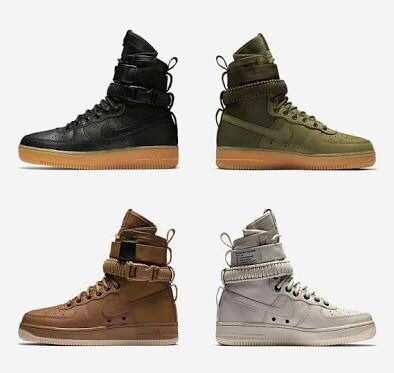 best service 57598 1a33d Nike Special Field Air Force Nba Kobe Lebron Jordan Sb Dunk -   2,399.00 en  Mercado Libre