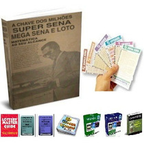 A Chave Dos Milhões(taufic) Loteria Mega-sena - Frete Gratis