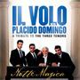 Cd+ Dvd Il Volo With Placido Domingo - Notte Magica (991708)