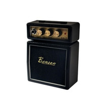 Mini Amplificador Benson Para Guitarra Am-2b Preto