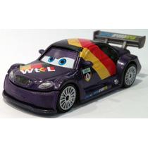 Max Schnell Cars 2 Disney Pixar Corredor Alemão Alemanha