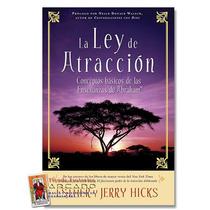 Libro La Ley De La Atraccion - Esther Y Jerry Hicks