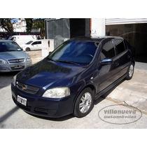 Chevrolet Astra 2008 5p Azul Metalizado