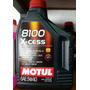 Aceite Lubricante Motul 8100 5w40 X 2 Litros 100 % Sintetico