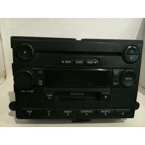 Autoestereo Original Ford Lobo Cd Casssette Auxiliar Remato