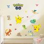 3d Wall Sticker Adesivo 3d Piso Parede Pokemon Go