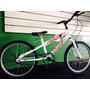 Bicicleta Mormaii Feminina Nova Aro 20 Cor Branca