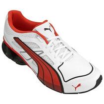 Tênis Puma Ultra V3 Mash Syn Branco N° 42 E 43