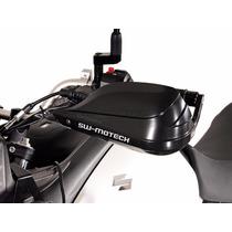 Kit Protetor De Mão Com Alma De Alumínio Suzuki V-strom 650