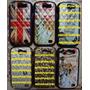 Capa Case Galaxy Express I8730 8730 Bandeiras / Grifes