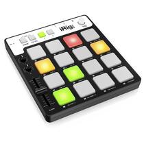 Controlador Midi Ik Multimedia Irig Pads