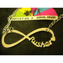 Collares Infinitos Big Time Rush En Acero Artistas Online
