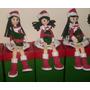 Muñecas Para Cotillones O Adornos De Navidad