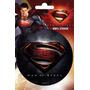 Superman Cartel - Hombre De Acero Logo Pegatinas Superhéroe