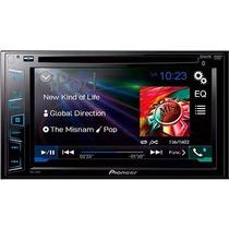 Aparelho Dvd Automotivo Pioneer Avh-278bt Bluetooth 2din