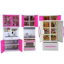 Mi Cocina Moderna Mini Toy Playset W / Luces Y Sonidos Perfe