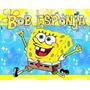 Kit Imprimible Bob Esponja