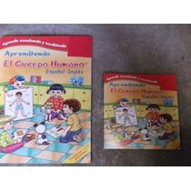 Ingles Para Ninos El Cuerpo Humano Libro Y Cd