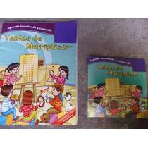 Ingles Para Ninos Tablas De Multiplicar Libro Y Cd