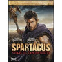 4ta Temporada Spartacus War Of The Damned 4dvds En Digipack
