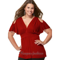 Blusa Feminina Tamanho Grande Camisetas,plus Size,tule,body