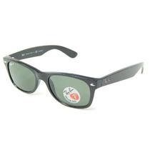 Gafas Ray Ban Rb2132 901/58 Wayfarer Black/g-15 Xlt Polariz