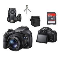 Câmera Sony Hx400 Hx400v Gps Wifii+16gb Pronta Entrega