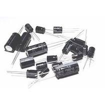 Capacitor Electrolitico 22mf-400v 105° 3 Pzas Electronet25