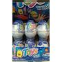 Huevos Toys Sorpresa Por 12 Naranjaylimon Floresta