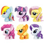My Little Pony Rainbow Pinkie Fashems X 6 Original