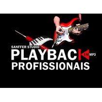 Pacote De Playbacks Em Mp3 9400 No Total Atualização2017
