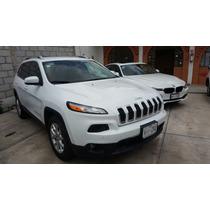 Jeep Cherokee 4 Cilindros 2014