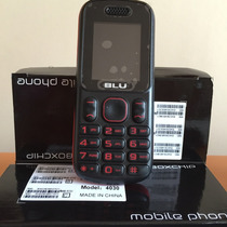 Telefono Celular Marca Blu Super Economico
