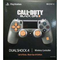 Joystick Ps4 Edición Cod Black Ops 3