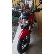 Yamaha Fzn 150 Roja