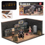 The Walking Dead Tv Building Set Level 5 The Governor