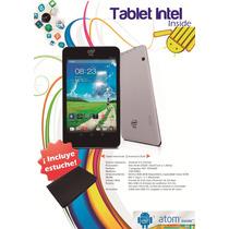 Tablet Intel De 7 M79h 1gb Ram+8gb+wifi 2cam+estuche