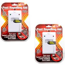Pest Repelling Aid Aparato Para Control De Plaga 2x1 Ridde