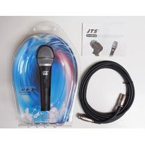Increible Microfono Jts Tx8 Mejor Que Sm58 En Oferta !!