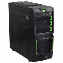Cpu Gabinete Warrior Gamer Cooler Até 12cm Multilaser Ga139
