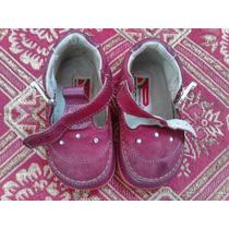 Vendo Zapatos De Niña (usados) Pocholin Talla 18