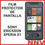 Film Protector De Pantalla Sony Ericsson Xperia X1 - Nnv