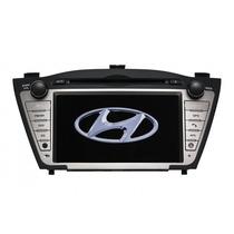 Kit Central Multimidia Dvd Gps Tv Hyundai Ix35 Bluetooth