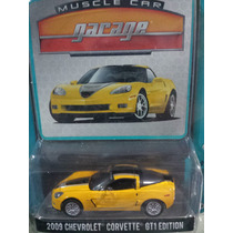 Greenlight, Serie Muscle Car Garage. Ed. Limitada. Corvette.